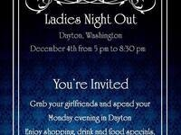 Ladies Night Out in Dayton @ Dayton Main Street