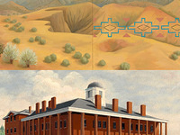 """A Conversation Between """"Kay WalkingStick: An American Artist"""" and """"After Removal: Rebuilding the Cherokee Nation"""""""
