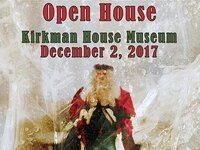 Victorian Christmas Open House @ Kirkman House Museum