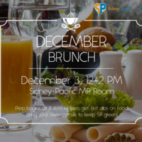Sidney-Pacific December Brunch