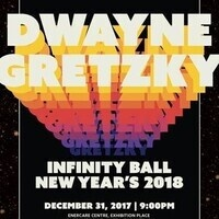 Dwayne Gretzky Infinity Ball: New Year's 2018