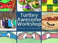 Turtley Awesome Pizza Party Hero Workshop @ Pineapple Pete's