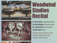 Woodwind Studios Recital