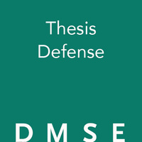 Final Doctoral Thesis Defense: Seong Soon Jo