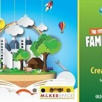 11th Annual Family Literacy Festival: Create Your World