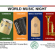 World Music Night with the UT Ensembles
