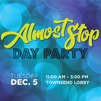 'Almost Stop' Day Party