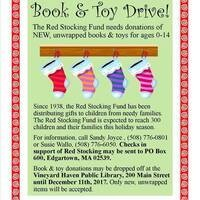 Book & Toy Drive