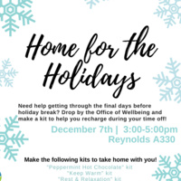 Home for the Holidays Kits