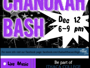 Chanukah Bash