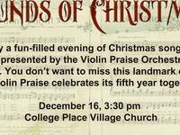 Sounds of Christmas: A Concert @ College Place Village Church
