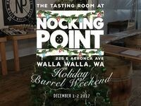 Holiday Barrel Weekend @ Nocking Point