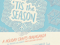 Tis the Season: A Holiday Crafts-travaganza