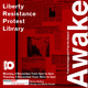10x10 AWAKE: Protest, Liberty and Resistance Reading Room