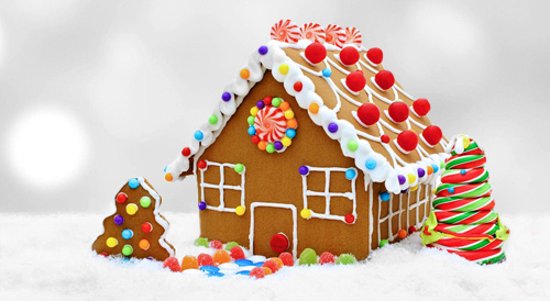 Gingerbread House Decorating at the Connors Center