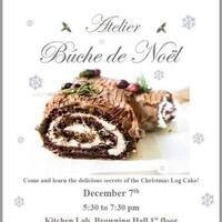 The Christmas Log with Mélie Chevallier