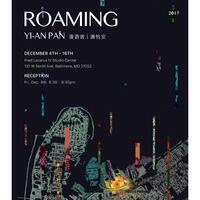 Roaming - Yi-An Pan Solo Exhibition