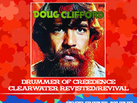 "Doug ""Cosmo"" Clifford of Creedence Clearwater Revival discussing Music Industry"