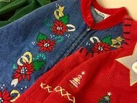 Tacky Holiday Sweater Sale @ Reid Campus Center