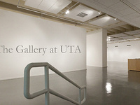 Bachelor of Fine Arts Exhibition in The Gallery at UTA