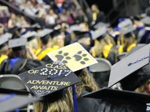 Commencement - Fall 2017