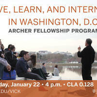 Archer Fellowship Program Information Session