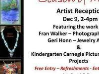 Artist Reception @ Arts Portal Gallery