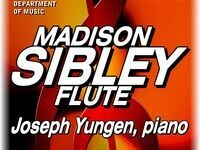 Madison Sibley, flute - Senior Recital