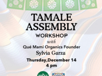 Tamale Assembly Workshop with Que Mami Organics