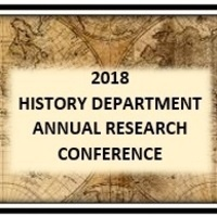 History Department Annual Senior Research Conference