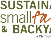 Sustainable Small Farms & Backyard Course - Clemson