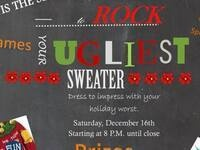 2017 Ugly Sweater Party @ Whiskey Canyon Sports Bar & Grill