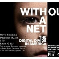 Movie Screening: Without a Net: The Digital Divide in America