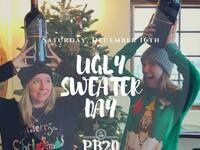 Ugly Sweater Day @ Pepper Bridge Winery