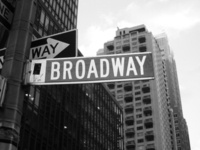 CAU - New York, New York: A Spring Theater Weekend