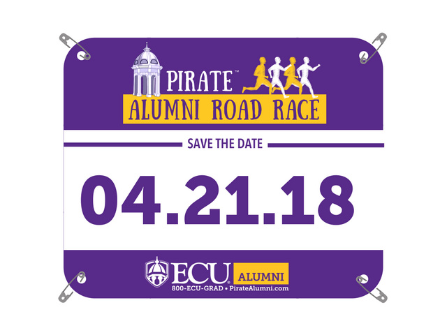 Pirate Alumni Road Race & Fun Run