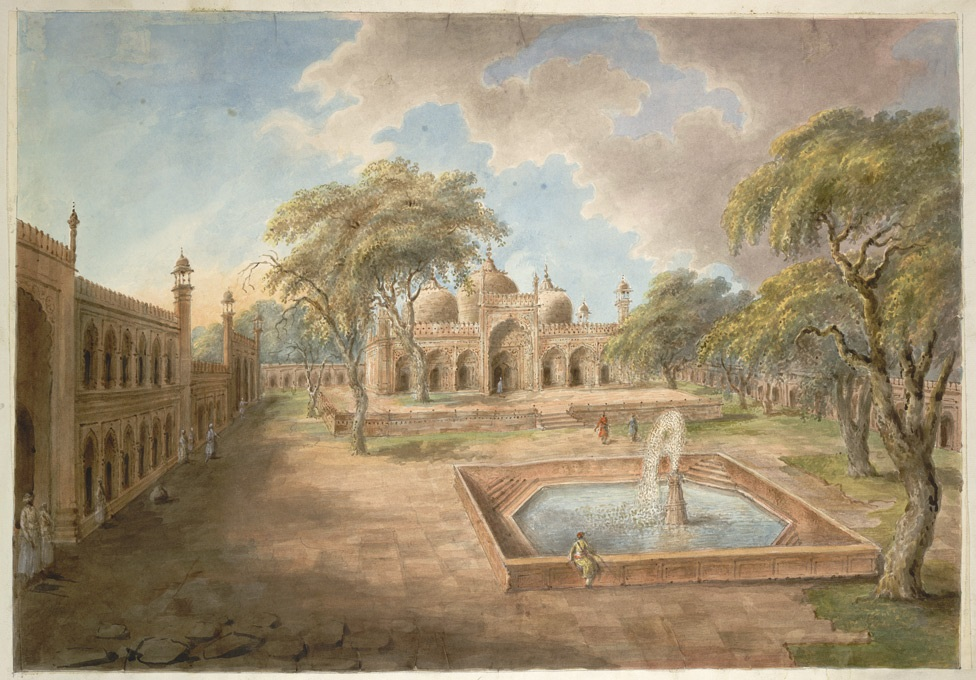 """SAP Seminar Series: """"'European Knowledge in Indian Tongues':  Delhi College and the Politics of Translation in Colonial India"""" by Osama Siddiqui"""