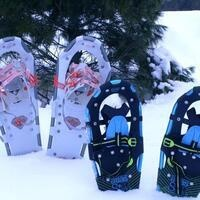 History of Snowshoeing