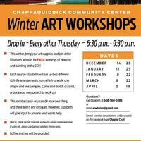 Winter Art Workshops