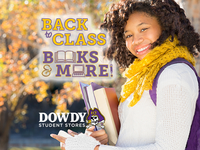 Back to Class Book Sales