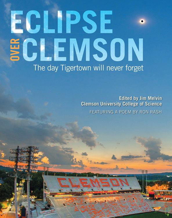 """Eclipse Over Clemson"" book signing"