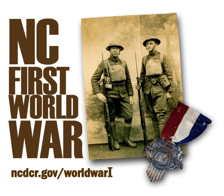 North Carolina in the First World War