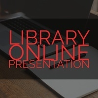 Library Online Presentation: Where do I Start? Selecting a Topic and Beginning Your Research