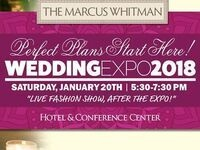 Wedding Expo 2018 @ The Marcus Whitman Hotel
