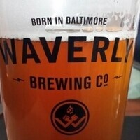 Baltimore Brew:  Waverly Brewing Co.