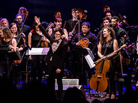 Seattle Rock Orchestra performs The Beatles - live music @ Gesa Power House Theatre