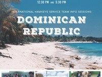 Study Abroad Info Session - Dominican Republic