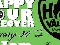 Happy Hour w/ Hop Valley @ Wingman Birdz & Brewz
