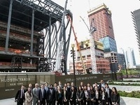 Annual Real Estate Student Trek to NYC and Alumni Networking Event