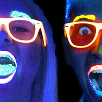 Family Night: Glow in the Dark Party